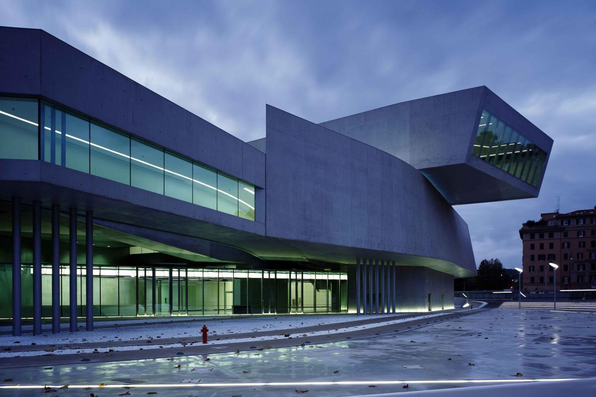 MAXXI (National Museum of Contemporary Art)